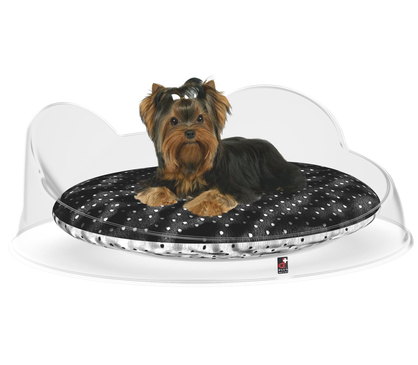 Cucce Design Per Cani exclusive luxury small dog and cat bed, with designer
